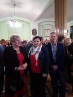 Spotkanie samorządowców  wkatedrze Wrocławskiej