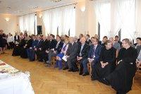 Samorządowe spotkanie opłatkowo - wigilijne wUdaninie